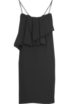 feminine dress with cute ruffle accent by Acne fot Net-a -porter