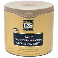 Daily Micrdermabrasion pads by ROC